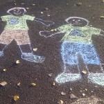 6 Things To Do With Sidewalk Chalk