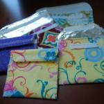 Reuseable Snack Bags