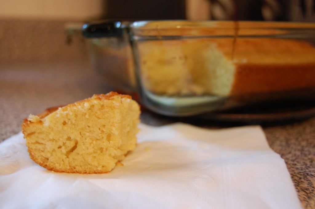 Grandmother's Buttermilk Cornbread | Two Clever Moms