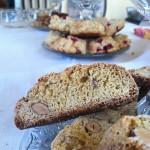 Tea Party #1: Biscottti