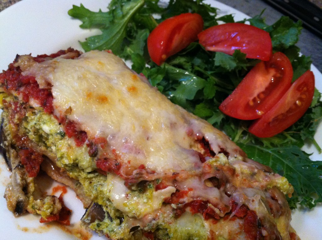 veg lasagna 3
