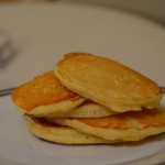 From Scratch Buttermilk Pancakes