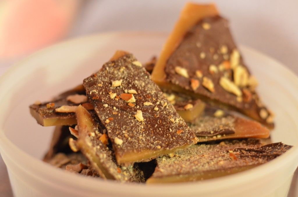 The Pioneer Woman's Lia's Butter Toffee | Two Clever Moms