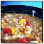 Moroccan Lentil Soup – Slow cooker