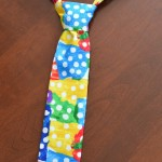 Fabric Scrap Project: Boy's Necktie