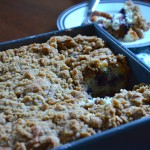EB's Blueberry Coffee Cake