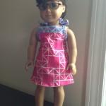 Oliver + S Popover Doll Sundress