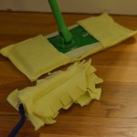 Easy Sew Project: Swiffer Covers