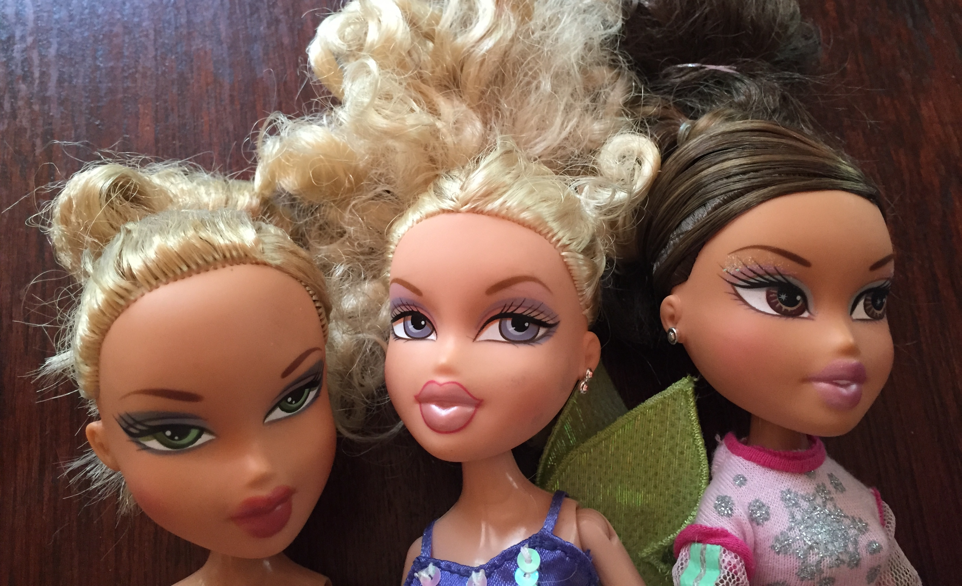Bratz to Beauties | Two Clever Moms
