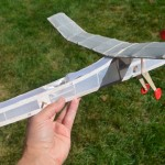 Rubber Band Motor Model Planes