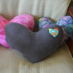 Fabric Stash Project: Cardiac Patient Pillow