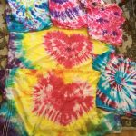 More Summer Bucket Crafts – Tie Die and Periscope