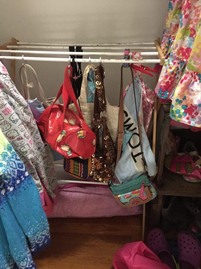 bag-hanger